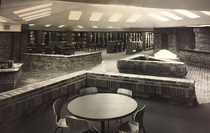 Library archives via Lillie News