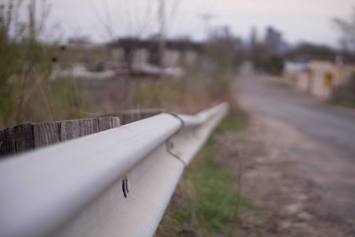 We all need a guardrail at times